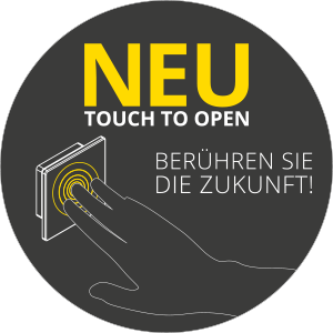 Smart Entrance - Touch to open