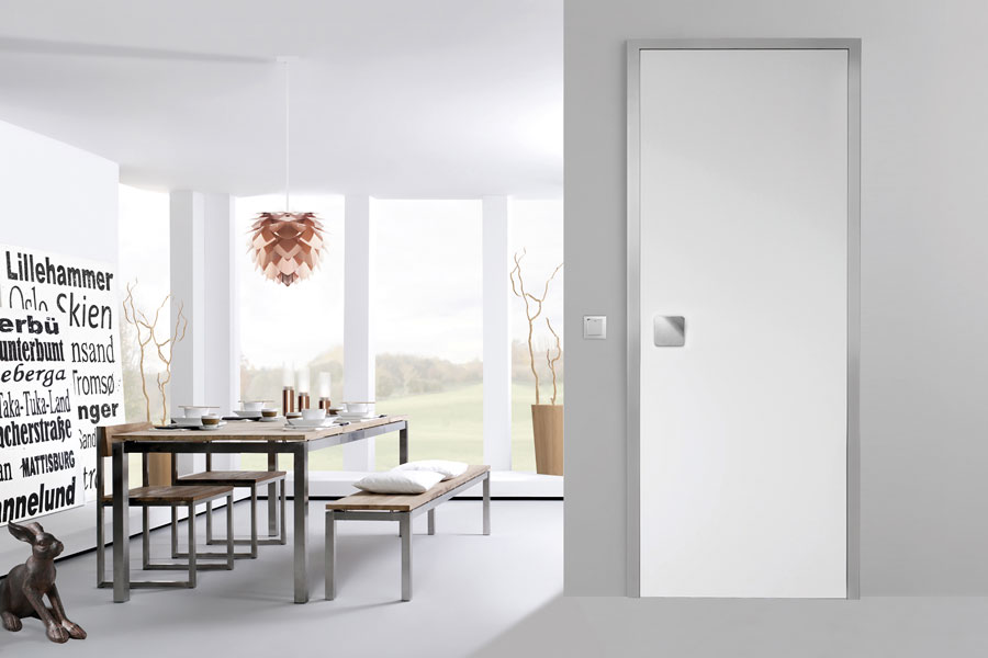 Smart Entrance – Touch to open Planum
