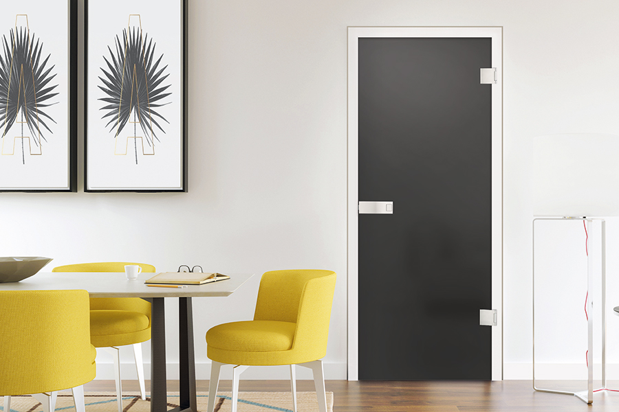 Touch To Open For Glass Doors Smart Entrance